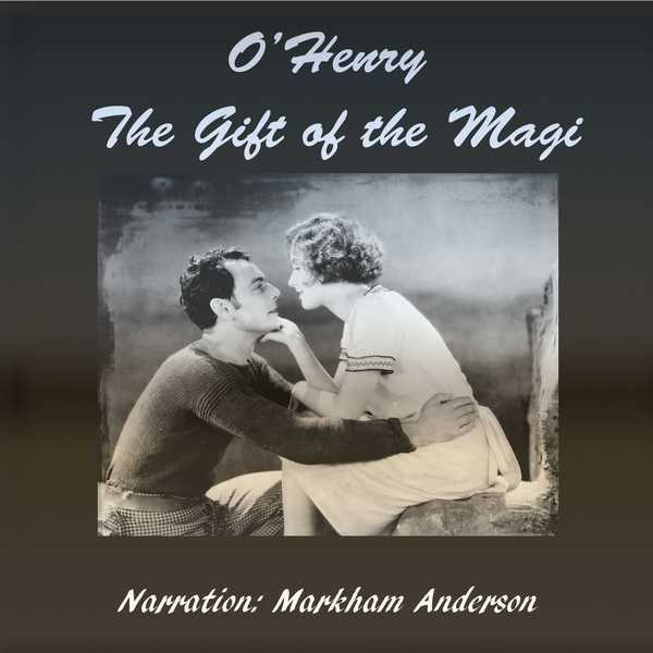Couverture du livre audio The Gift of The Magi De Henry O'