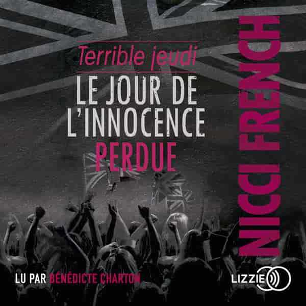 Couverture du livre audio Terrible jeudi De Nicci FRENCH
