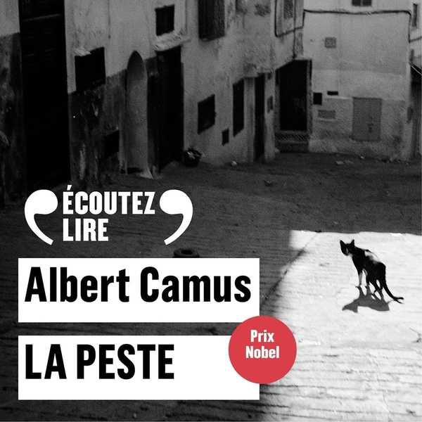 Couverture du livre audio La Peste De Albert CAMUS