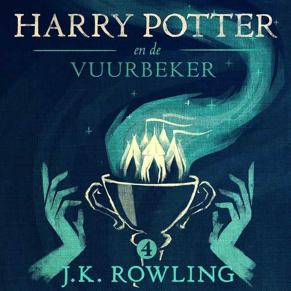 Couverture du livre audio Harry Potter en de Vuurbeker De J.K. Rowling