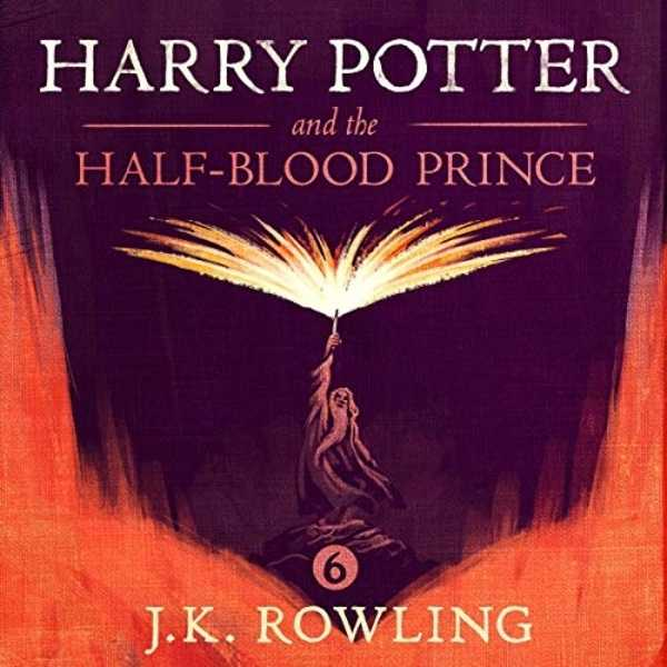 Couverture du livre audio Harry Potter and the Half-Blood Prince (UK Edition) De J.K. Rowling
