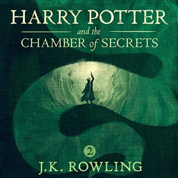 Couverture du livre audio Harry Potter and the Chamber of Secrets (UK Edition) De J.K. Rowling