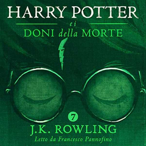 Couverture du livre audio Harry Potter e i Doni della Morte De J.K. Rowling