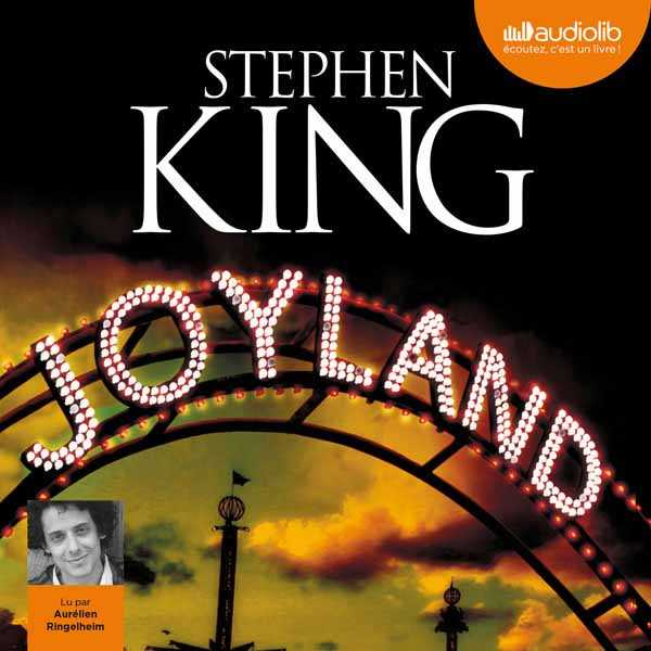 Couverture du livre audio Joyland De Stephen KING