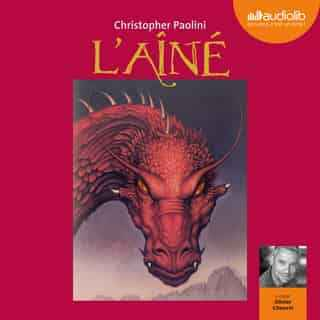 Couverture du livre audio Eragon 2 - L'Ainé De Christopher PAOLINI