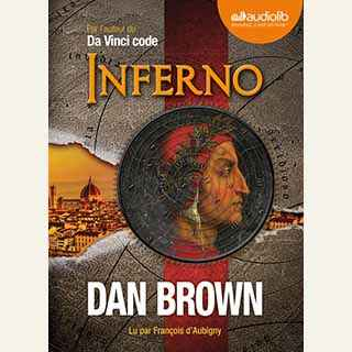 Couverture du livre audio Inferno De Dan BROWN