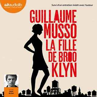 Couverture du livre audio La Fille de Brooklyn