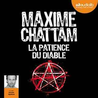 Couverture du livre audio La Patience du diable De Maxime CHATTAM