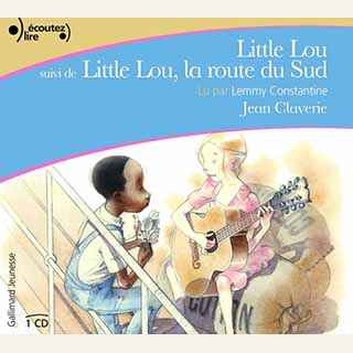 Couverture du livre audio Little Lou - Little Lou, la route du Sud