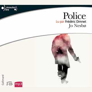 Couverture du livre audio Police (L'inspecteur Harry Hole - Tome 10)
