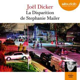 Couverture du livre audio La Disparition de Stephanie Mailer