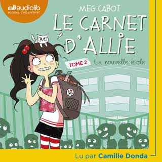 Couverture du livre audio Le carnet d'Allie 2