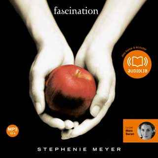 Couverture du livre audio Twilight : Fascination De Stephenie MEYER