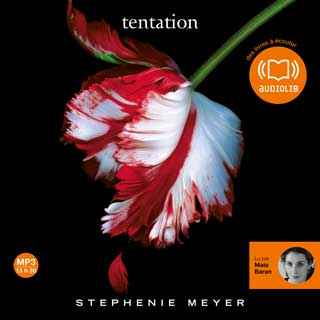 Couverture du livre audio Twilight : Tentation De Stephenie MEYER